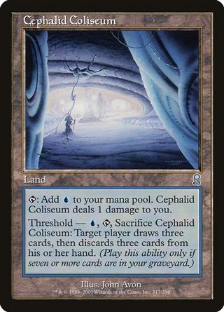 Cephalid Coliseum