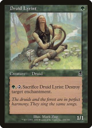 Druid Lyrist