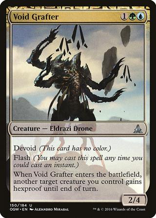 Void Grafter