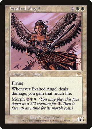 Exalted Angel
