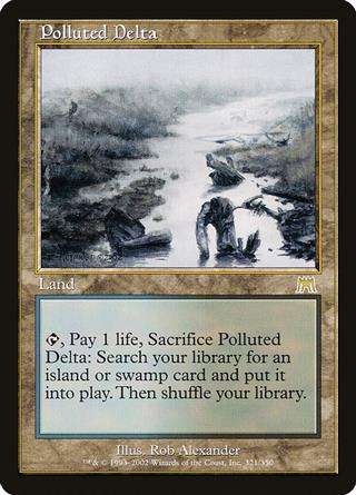 Polluted Delta