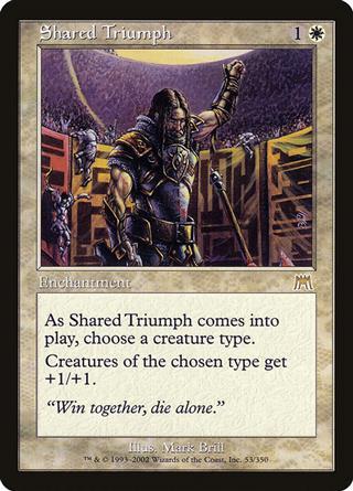 Shared Triumph