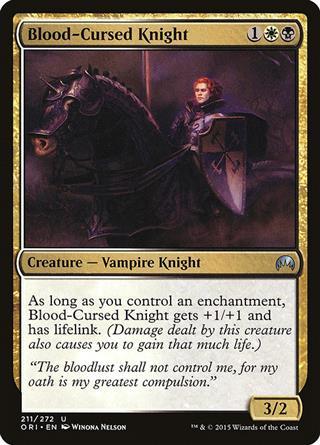 Blood-Cursed Knight