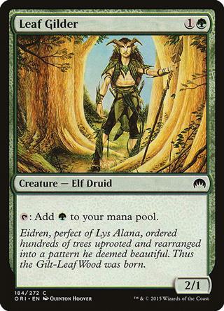 Leaf Gilder