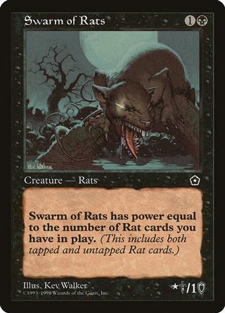 Portal Second Age Swarm of Rats