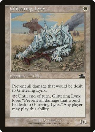 Glittering Lynx