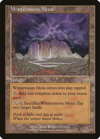 Wintermoon Mesa