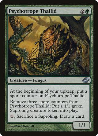 Psychotrope Thallid