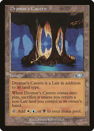 Dromar's Cavern