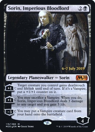 Sorin, Imperious Bloodlord