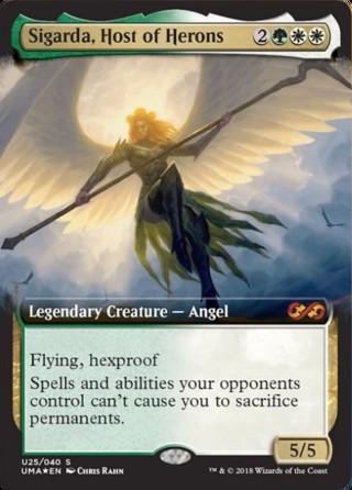 Sigarda, Host of Herons