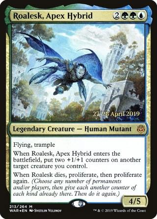 Roalesk, Apex Hybrid