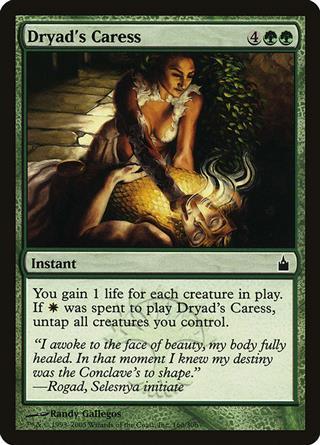 Dryad's Caress