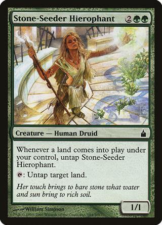 Stone-Seeder Hierophant