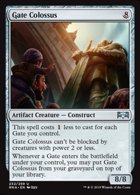 Gate Colossus