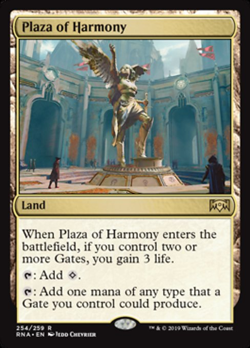 Plaza of Harmony
