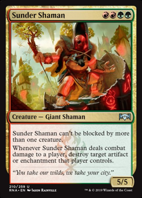 Sunder Shaman