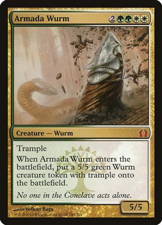 Armada Wurm