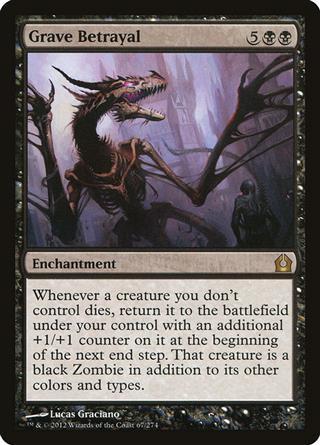 Grave Betrayal