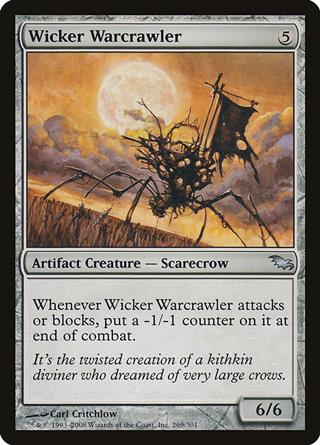 Wicker Warcrawler
