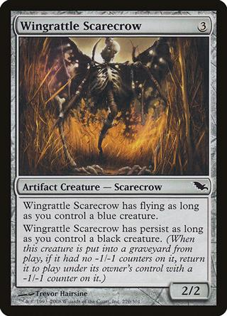 Wingrattle Scarecrow