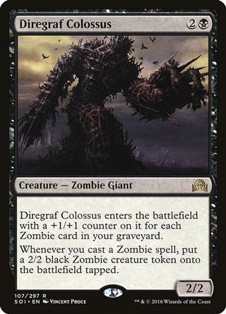 Diregraf Colossus