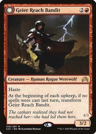 Geier Reach Bandit