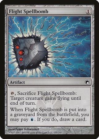 Flight Spellbomb