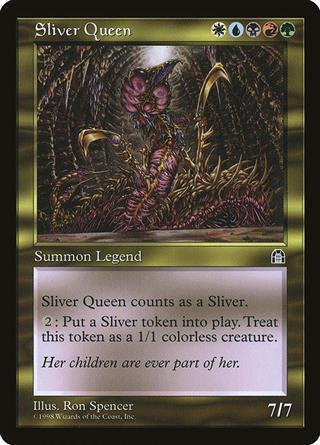 Sliver Queen