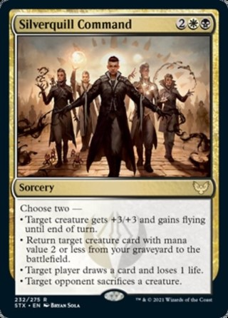 Silverquill Command