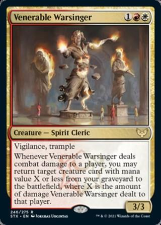 Venerable Warsinger