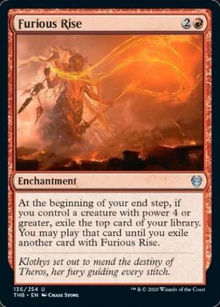 Furious Rise