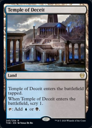 Temple of Deceit