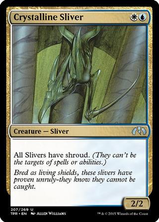 Crystalline Sliver
