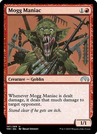 Mogg Maniac