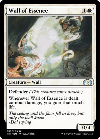 Wall of Essence