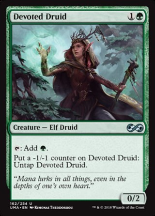 Devoted Druid