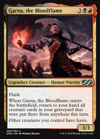 Garna, the Bloodflame