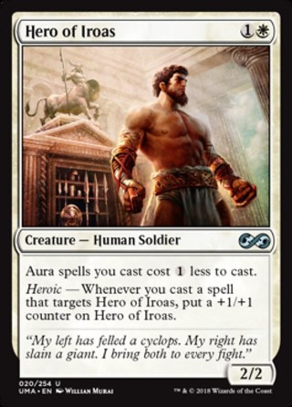 Hero of Iroas