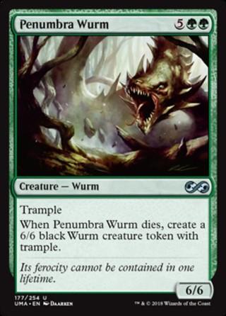 Penumbra Wurm