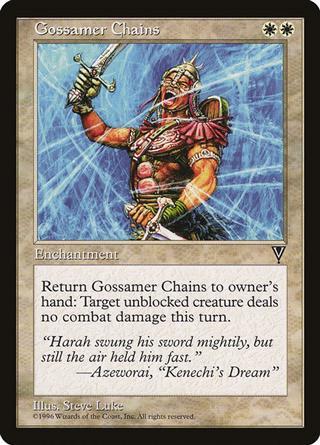 Gossamer Chains