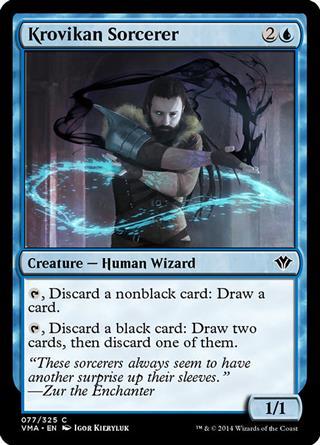 Krovikan Sorcerer