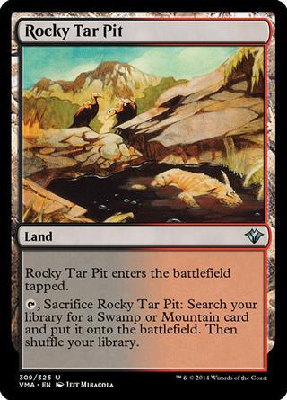 Rocky Tar Pit