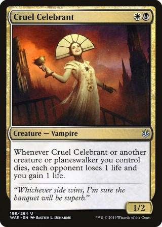 Cruel Celebrant