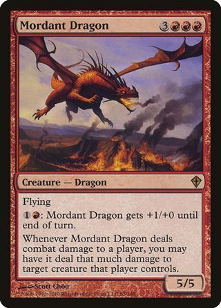 Mordant Dragon