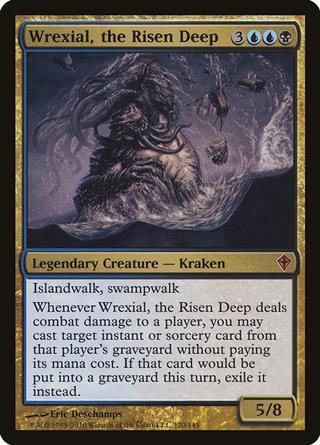 Wrexial, the Risen Deep