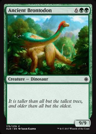 Ancient Brontodon