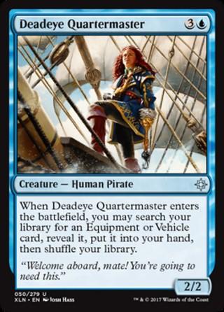Deadeye Quartermaster