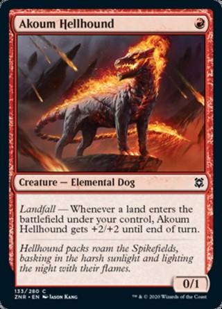 Akoum Hellhound