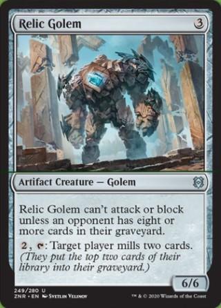 Relic Golem